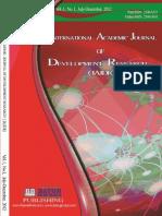 6-IAJDR- Vol.1, No.1, July- December, 2012 - Manufacturing SMEs