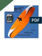 Instructions Spanascent Vario Ish v341