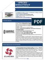 APECES - Newsletter N 8. 12-10.2013