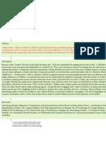 IUP Publications Online