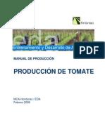 Manual Producción de  Tomate