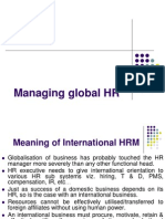 4_Managing Global HR