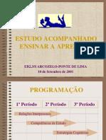 Caderno Aprender a Aprender