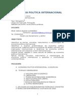 Programa EPI 2013-14