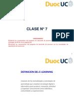 Clase 7 (Capacitaciòn)