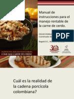 Manejo Inocuo de La Carne de Cerdo Oscar Melo
