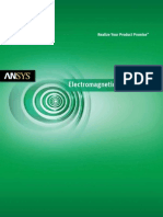 ANSYS Electromagnetics Solutions