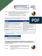 Probability-simple LP.doc