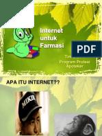 Internet Untuk Farmasi