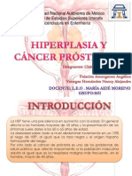 Hiperplasia y Cancer Prostatico[1]