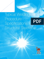 BCSA_P50-09 Typical Welding Procedure Specifications for Structural Steelwork_Welding Book