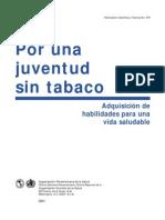 Capitulo _Preliminar Por Una Juventud Sin Tabaco