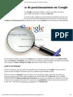 Guía de consejos de posicionamiento en Google _ Emezeta