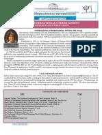 International Psychologist, Fall 2013 / International Understanding (Part B)