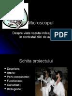 Prezentare Microscop