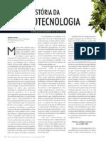 Historia Da Biotecnologia