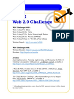CS-SIS Web 2.0 Challenge Handout