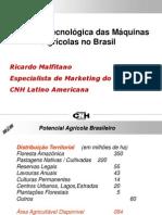 Evolucao Tecnologica Das Maquinas Agricolas