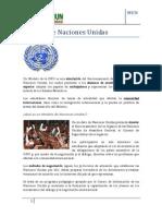Manual de Modelo de Naciones Unidas