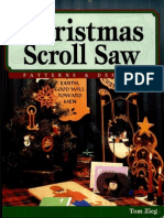 Christmas Scrollsaw Patterns