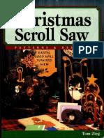 Christmas Scrollsaw Patterns