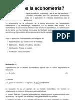 Notas Econometría I Versión Maestro