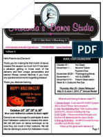 MDS Newsletter October 2013