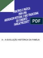 6- PRINCIPIOS PARA UMA ABORDAGEM NÃO TRADICIONAL DA FAMÍLIA