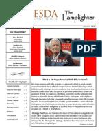 October Lamplighter 2013