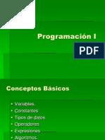 Programaci+¦n I