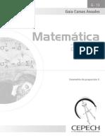 G-13 ( geometría de proporción 2)
