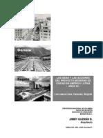 Las Ideas y Las Acciones Del Proyecto Moderno de Ciudad en America Latina