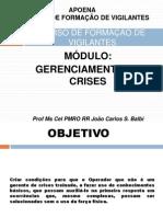 Gerenciamento de Crises
