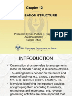 Organisation Structure of LIC