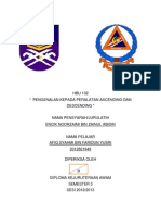 Assignment JPAM Semester 3