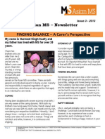 Asian MS Newsletter_2013_Issue 3