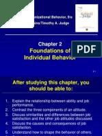 Chapter 2 Organizational Behavior