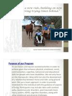 equine therapy az inc pwrpt
