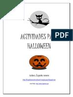 Actividades Para Halloween_eugenia Romero