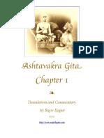 Ashtavakra Gita Chapter1 Revised