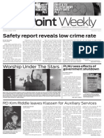 The Point Weekly - 10.7.2013