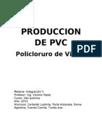 Produccion Del Pvc Final