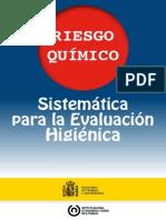 INSHT Riesgo Quimico - Higiene