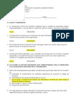 Examen Primer Parcial Septimo 2013-2