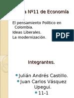 Modernization, Freedom, Economy, Colombia, español, espanish
