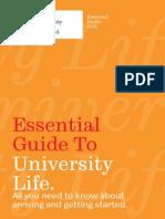 Essential Guide Uni Life 13 International
