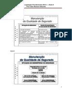 AAF DirPrevidenciario AulaOnline ItaloRomano Slides ParteII