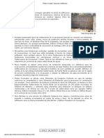 Pilotes Terratest _ Soluciones _ Edificación