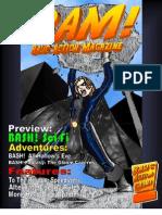 BAM! Basic Action Magazine #1