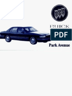 1993 Buick Park Avenue Owners